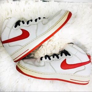 NIKE AIR FORCE 1 MID '07 MEN SHOES 315123-105